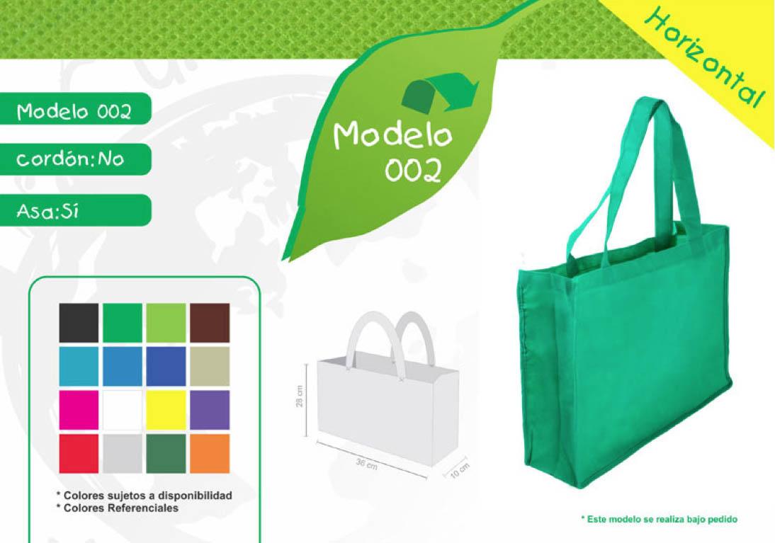 Catálogo Ebags bolsas Ecológicas para material publicitario