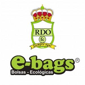 E-BAGS & RDO FC bolsas ecologicas ebags publicidad