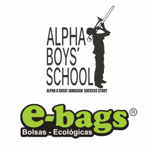 Nuestro Apoyo para Alpha Boys School – Jamaica bolsas ecologicas ebags publicidad