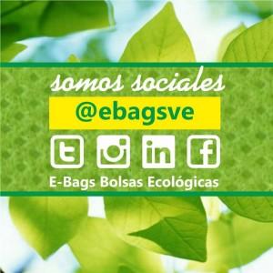 Somos sociales! bolsas ecologicas ebags publicidad