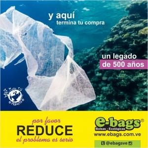 ¿PUEDE MAS LA COSTUMBRE QUE EL VALOR? bolsas ecologicas ebags publicidad